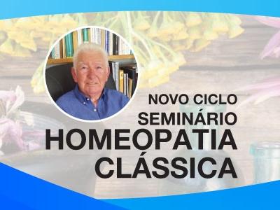 Seminário de Homeopatia Clássica – 22 de Abril de 2018