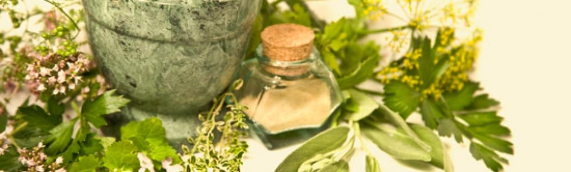 Homeopatia de trazer por casa